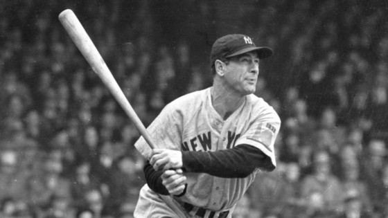 Lou Gehrig 560x315