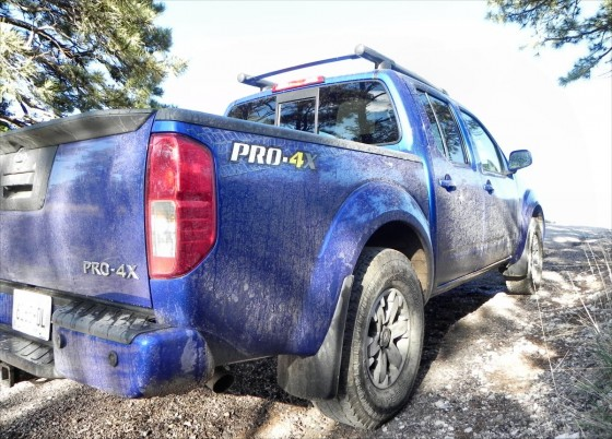 2015 Nissan Frontier Pro 4X mud 2 1200px AOA 560x402