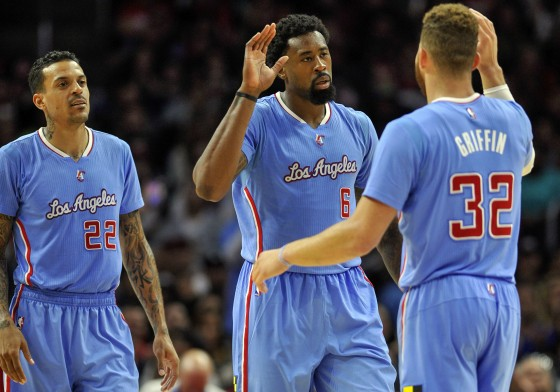 Los Angeles Clippers 560x392
