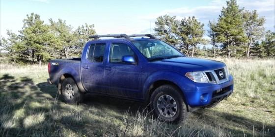 Nissan Frontier Off Road1 560x280