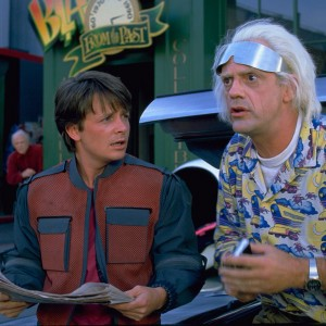 The Predictions of Back to the Future