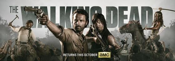 Walking Dead Season 4 Comic Con Banner jpg 220242 560x195