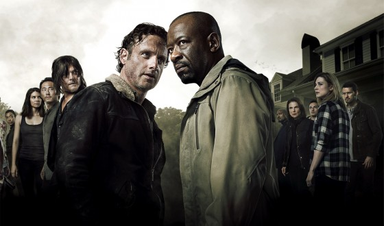 the walking dead 560x330