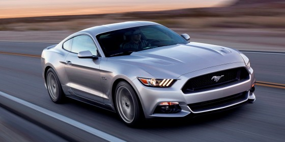 2015 Ford Mustang GT 560x280