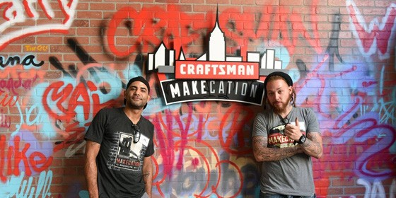 Craftsman MAKEcation Graffitti 2 560x280