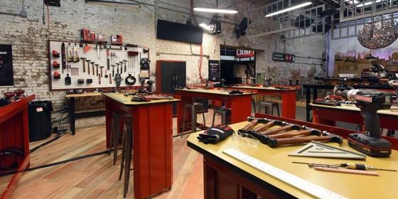 Craftsman Makecation Shop 560x280