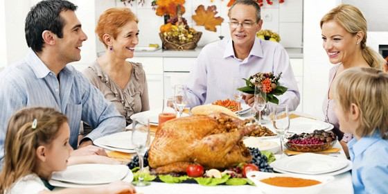 Family Turkey 560x280