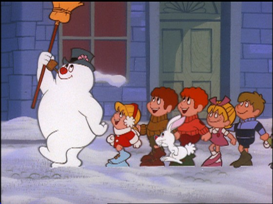 Frosty the Snowman 1969 560x420