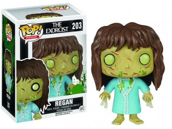 Pop Movies The Exorcist Regan 560x420