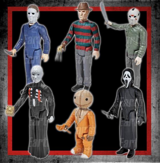 reaction figures horror series 560x568