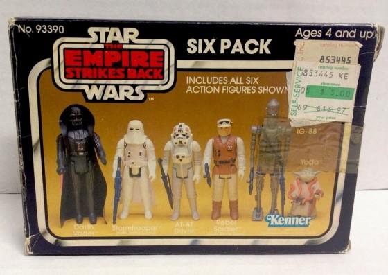 """A Star Wars 4/"""" Action Figures Multi-Liste de sélection de vintage 1997"""