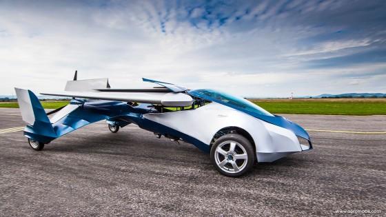 Aeromobil Flying Car 560x315