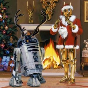 Ewoks & Elves : A Star Wars Christmas