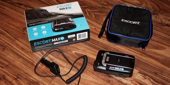 Escort Max 3 560x280