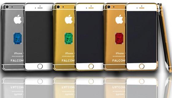 Falcon SuperNova Pink Diamond iPhone 6 560x318