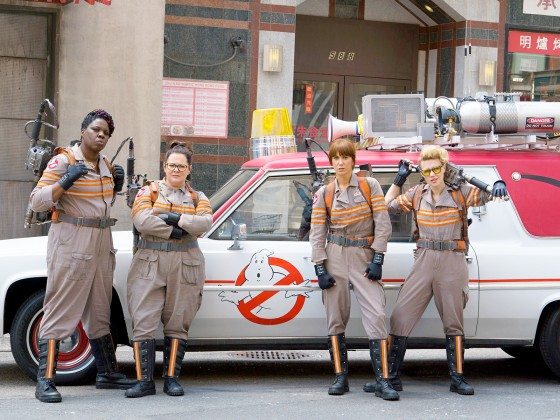 Ghostbusters 560x420