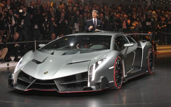Lamborghini Veneno 560x350