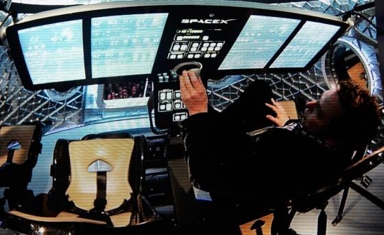 SpaceX Dragon Space Trip 560x344