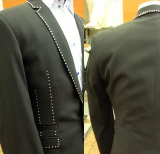Stuart Hughes Diamond Mens Suit 560x541