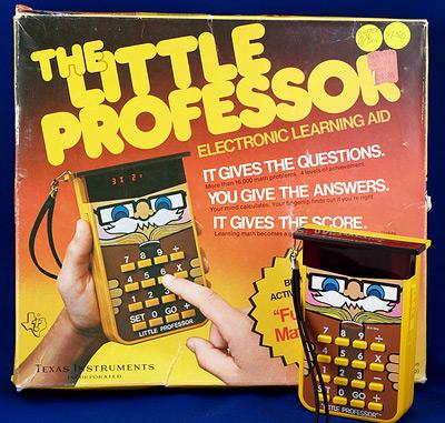 little professor 2