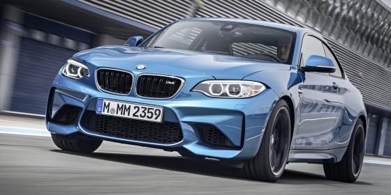 2017 BMW M2 560x280