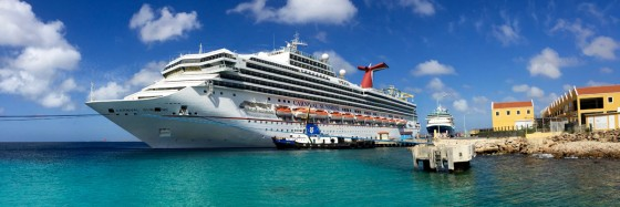 Carnival Sunshine Dock 560x187
