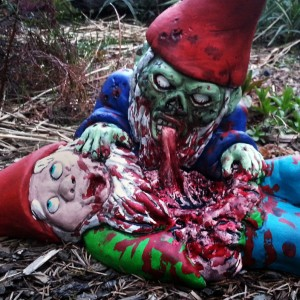 The Creepy World of Garden Gnomes