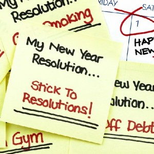 Two (Not) Great Ways to Keep Your New Year's Resolutions