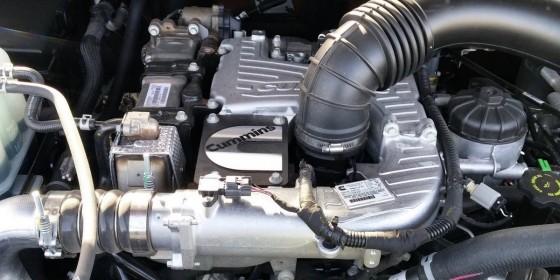 2016 Nissan Titan XD Cummins 560x280