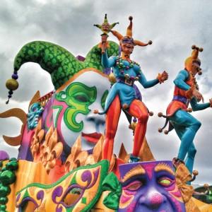 Mardi Gras (Carnival) Around the World