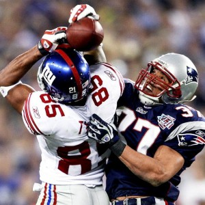 Six Memorable Super Bowl Catches