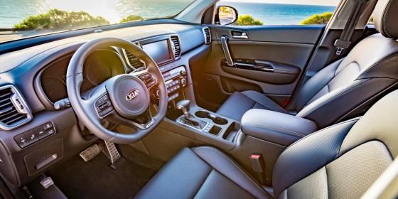 2017 Kia Sportage Interior 1 560x280