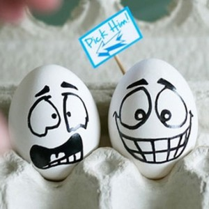 Easter Egg Faces