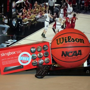 Win a Slingbox 500 for March Madness!