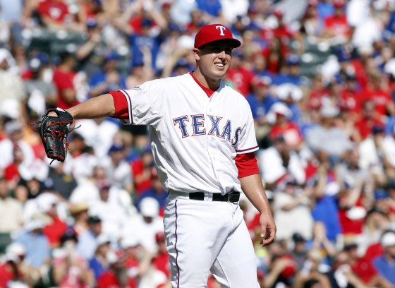 Texas Rangers 560x408