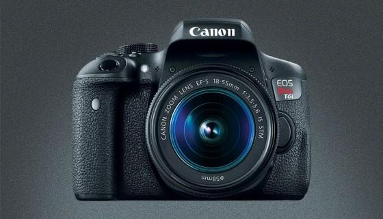 Canon EOS Rebel T6i 560x320