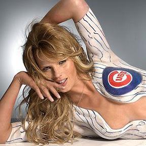 Sexy Baseball Girls