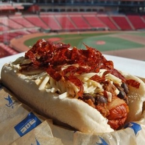 Signature Hot Dogs of Baseball