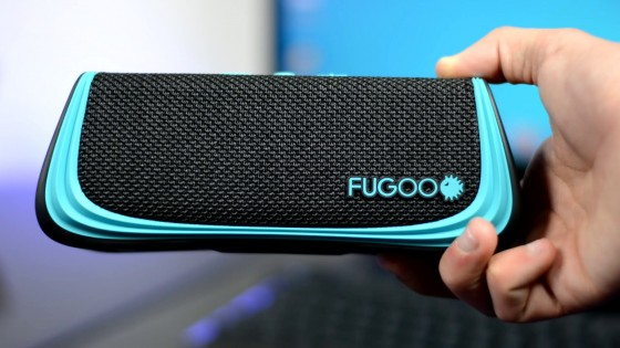 Fugoo Sport Bluetooth Speaker 560x315