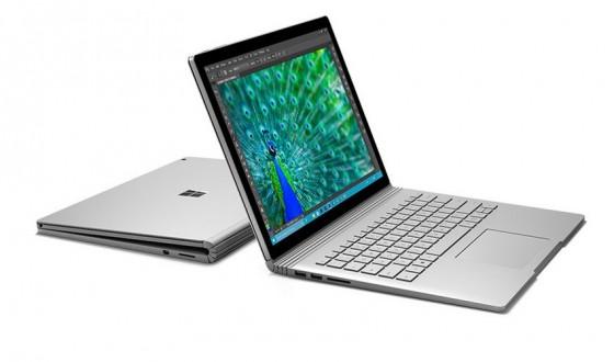 Microsoft Surface Book 560x330