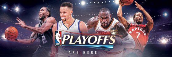 NBA Playoffs 560x187