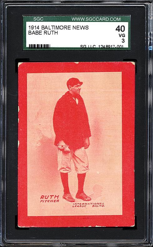 2. Babe Ruth