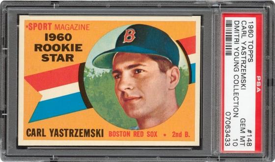 24.1960 Carl Yastrzemski 560x330