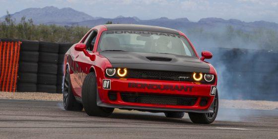 Bondurant Hellcat Drift 560x280