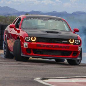 The Official High Performance Driving School of Dodge/SRT