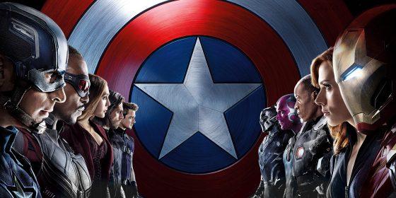 Captain America 560x280