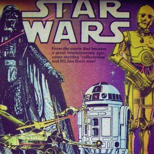 A Galaxy of Cool Vintage Star Wars Ads