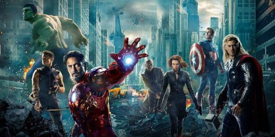 The Avengers 560x280