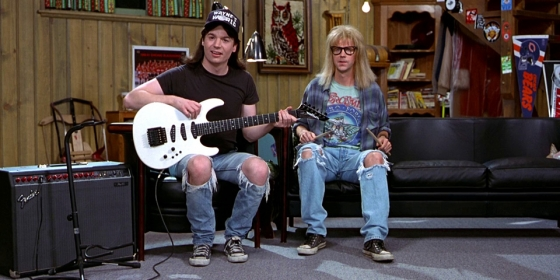 Waynes World 560x280