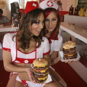 Thirteen Fabulous Breastaurants